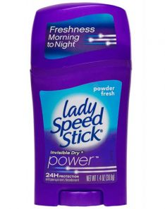 Lady Speed Stick Invisible Dry Power