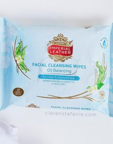 Imperial Leather Facial Cleansing Wipes