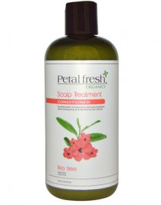 PETAL FRESH ORGANICS Tea Tree Scalp Treatment Conditioner