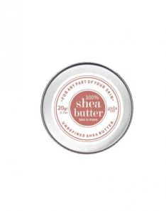 Gulaco 100 PERCENT UNREFINED SHEA BUTTER