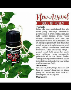 Rainforest Soul of Roses