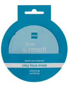 HEMA Clay Face Mask