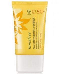 Innisfree Eco Safety Perfect Sunblock SPF 50
