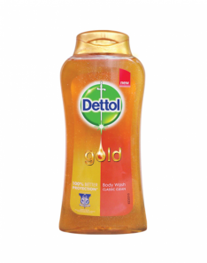 Dettol Gold Body Wash Classic Clean
