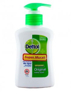 Dettol Original Hand Soap