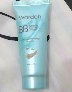 Wardah BB Everyday Beauty Balm Cream SPF 30