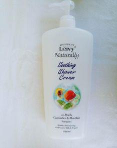 Leivy Shooting Shower Cream