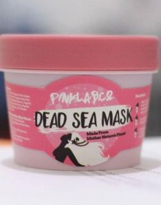 pinklab co Dead Sea Mask
