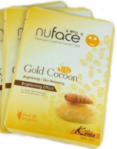 NuFace Prominent Essence Facial Mask