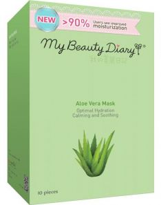 My Beauty Diary My Beauty Diary Aloe Sheet Mask