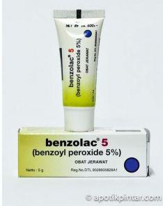 Benzolac Benzoyl Peroxide 5
