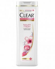 CLEAR Anti-Dandruff Nourishing Shampoo