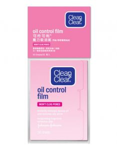 Clean And Clear Clean and clear oil control film