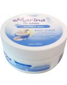 Marina UV White Body Scrub