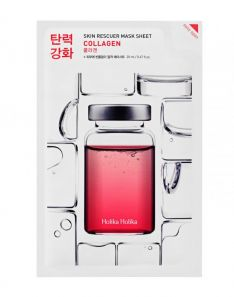 Holika Holika Skin Rescuer Mask Sheet - Collagen