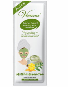 Vienna Face Food Whitening Mask