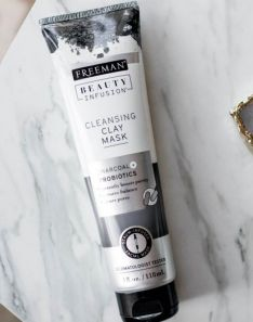 FREEMAN FREEMAN CLEANSING CLAY MASK BEAUTY INFUSION