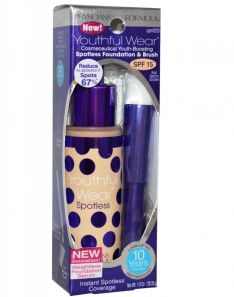 Physicians Formula Youthful Wear Cosmeceutical Youth-Boosting Spotless Foundation SPF 15
