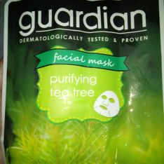 Guardian guardian tea tree facial mask