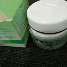 Hazeline hazeline  white&natural whitening cream