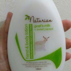 Naturian Hand Body Lotion