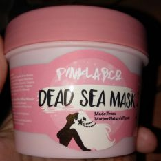 pinklab co dead sea mask