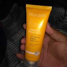 Wardah Energizing creamy Wash