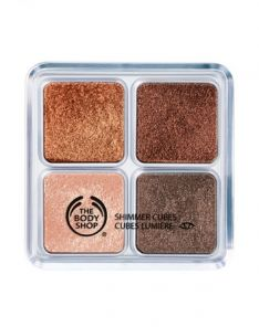The Body Shop Shimmer Cubes