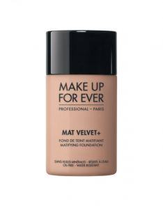 Make Up For Ever Mat Velvet+ Matifying Foundation