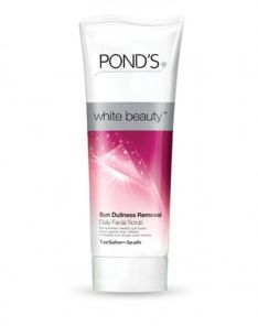 Pond's White Beauty Sun Dullness Removal Facial Scrub
