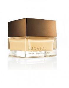 Lunasol Skin Modeling Water Cream Foundation