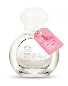 The Body Shop Japanese Cherry Blossom Perfume Oil
