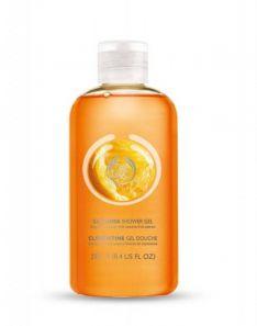 The Body Shop Satsuma Shower Gel