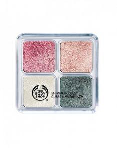 The Body Shop Shimmer Cube Palette