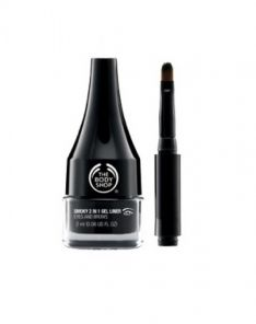 The Body Shop Smoky 2 in 1 Liner