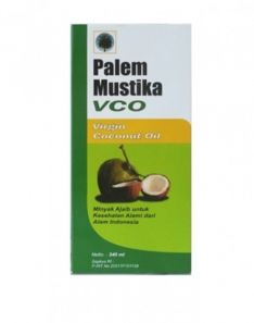 Palem Mustika VIRGIN COCONUT OIL