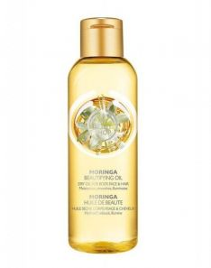 The Body Shop Moringa Body Oil
