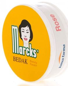 Marcks Bedak Beauty Powder