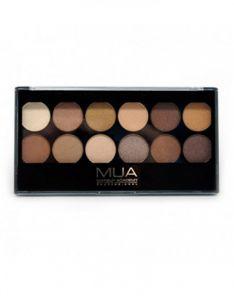MUA Makeup Academy 12 Shades Palette