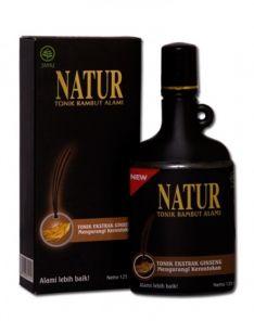 Natur Tonik Rambut Alami