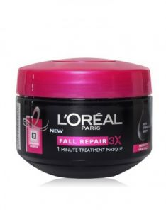 L'Oreal Paris  Fall Resist 3x One-Minute Treatment Mask