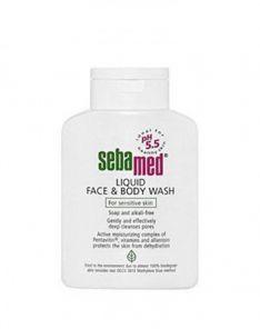 Sebamed Liquid Face & Body Wash