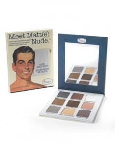 The Balm Meet Matt(e) Nude Matte Eyeshadow Palette