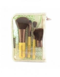 Ecotools 5 Piece Brush Set Mineral/Travel