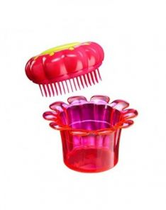 Tangle Teezer Magic Flower Pot Princess Pink