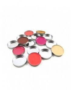Z Palette 10 Pcs Round Metal Pans