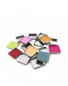 Z Palette 10 Pcs Square Metal Pans