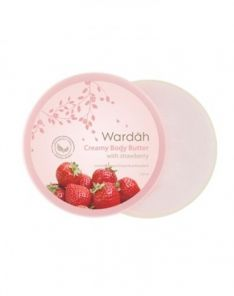 Wardah Creamy Body Butter