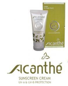 Acanthe Sunscreen Cream SPF 40