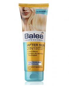 BALEA Professional After Sun 2 in 1 Shampoo + Spulung